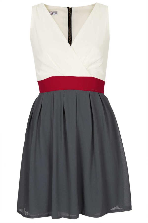 Wal G **Chiffon Dress