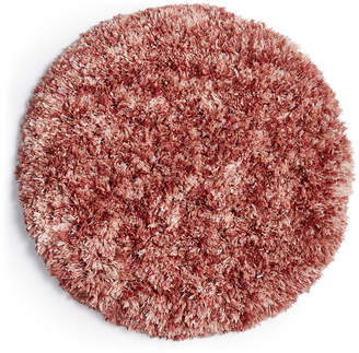 "Martha Stewart Collection Closeout! Collection Marled 24"" Round Bath Rug"