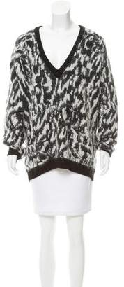 Barbara Bui Textured Knit Sweater