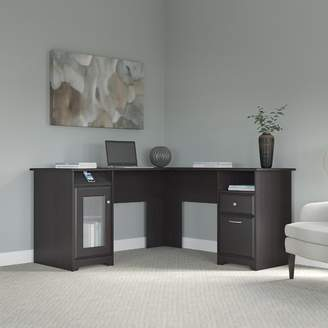 Hillsdale Red Barrel Studio L-Shaped Executive Desk