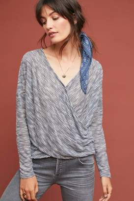 Eri + Ali Eloise Space-Dyed Top