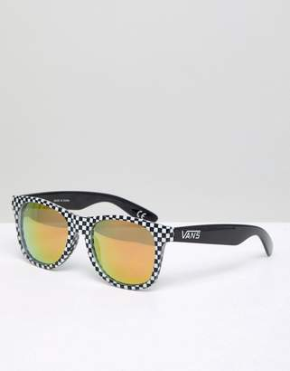 Vans Spicoli 4 Sunglasses In Black V00LC0PIT