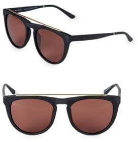 Road Runner 53MM Browline Sunglasses
