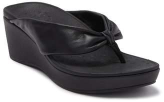 Vionic Arabella Platform Wedge Sandal