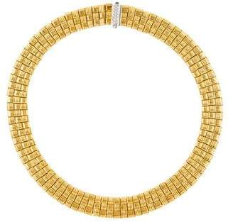 Roberto Coin 18K Diamond Appassionata Necklace