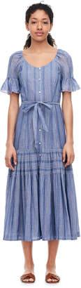 Rebecca Taylor La Vie Brianne Stripe Dress