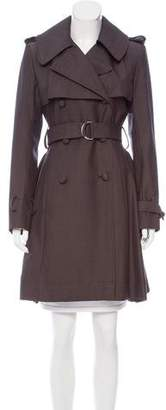Altuzarra Wool Trench Coat