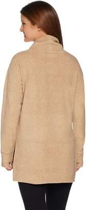 Cuddl Duds Fleecewear Stretch High Neck Tunic