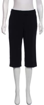Andrew Gn Wool Cropped Pants