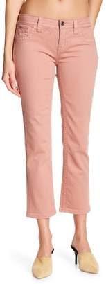 Miss Me Dusty Pink Cropped Jeans