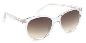 Linda Farrow luxe Clear Sunglasses
