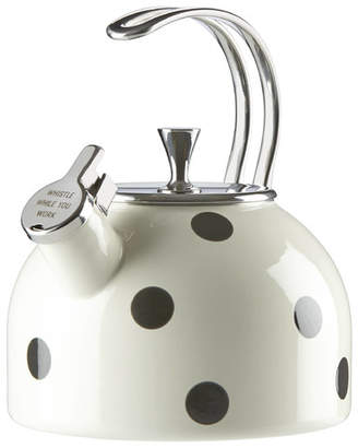 Kate Spade All in Good Taste 2.5-qt. Stainless Steel Deco Dot Tea Kettle