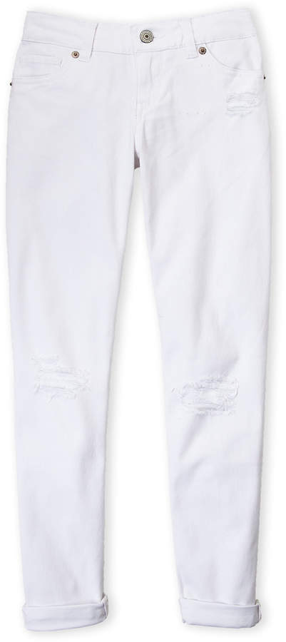 Levi's (Girls 7-16) Distressed Boyfriend Jeans