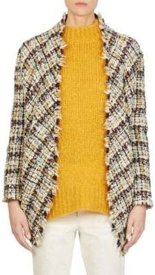 Isabel Marant Ipso Tweed Jacket