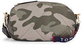 Tommy Hilfiger Camouflage Crossbody Bag
