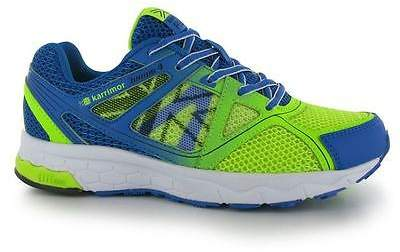 Kids Tempo 4 Junior Running Shoes Lace Up Sports Lightweight
