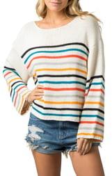 Rip Curl Golden Haze Bell Sleeve Sweater