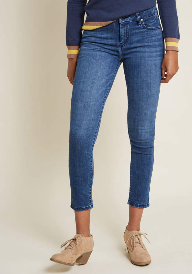 Eunina, Incorporated Often Enthusiastic Skinny Jeans
