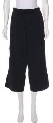 Reebok Mid-Rise Crop Pants
