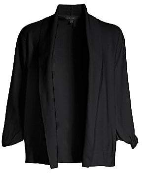 Donna Karan Women's Icon Open Front Cardigan