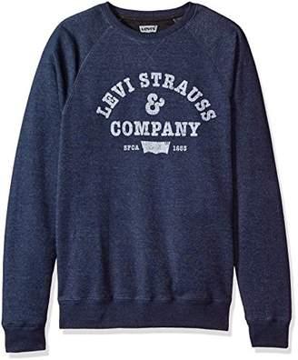 Levi's Men's Strand Vintage Crewneck Sweatshirt