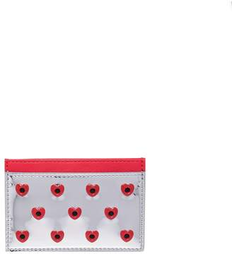 Juicy Couture Specchio Heart Card Case