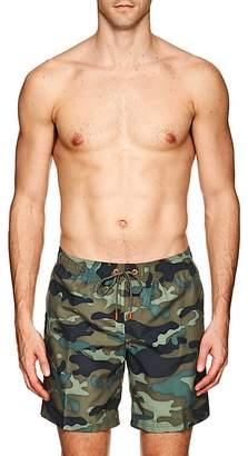 Sundek Men's M504 Camouflage Swim Trunks