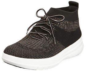 FitFlop Uberknit High-Top Sneakers