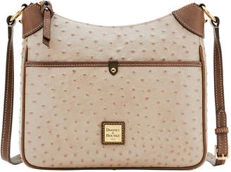 Dooney & Bourke Ostrich Kimberly Crossbody