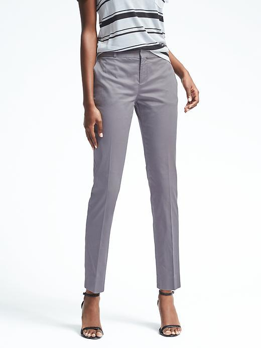 Ryan-Fit Sateen Pant