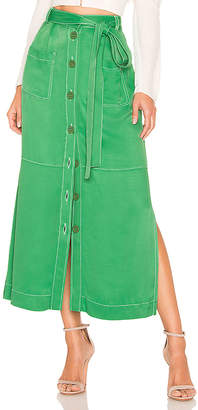 See by Chloe Belted Skirt