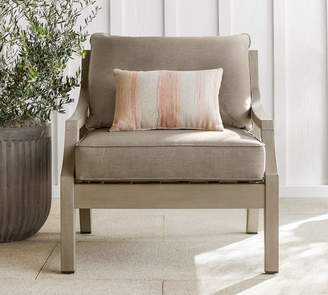 Pottery Barn Occasional Chair Cushion Slipcover
