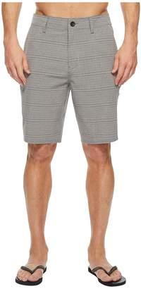 O'Neill Locked Stripe Hybrid Walkshorts Men's Shorts