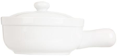 Bia Cordon Blue Cordon Bleu Covered Soup Bowl With Handle - Set Of 4
