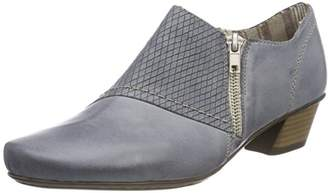 edc19fe2738f Rieker Blue Flats For Women - ShopStyle UK