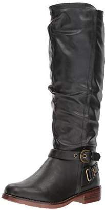 XOXO Women's Masterson Riding Boot