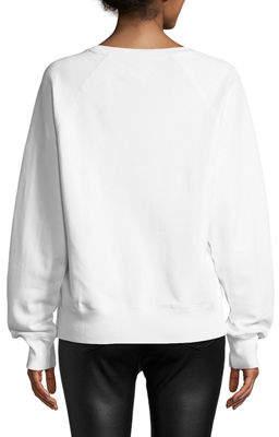 Zadig & Voltaire Skull-Print Crewneck Sweatshirt