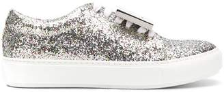 Acne Studios Adriana Spark glitter sneakers