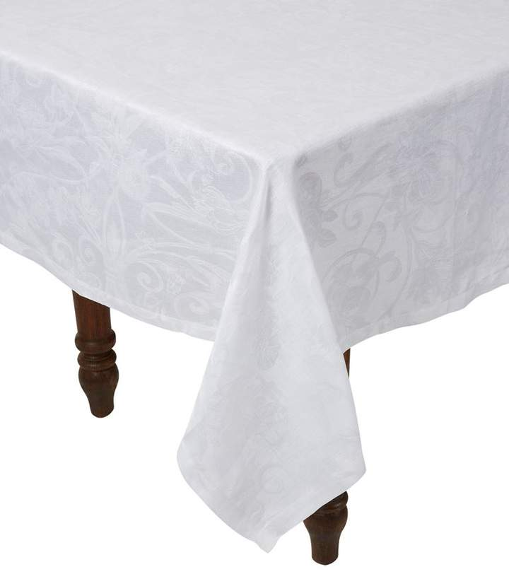 Le Jacquard Français Tivoli Damask Rectangular Tablecloth (175cm x 320cm)