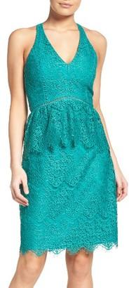 Women's Adelyn Rae Lace Sheath Dress $112 thestylecure.com