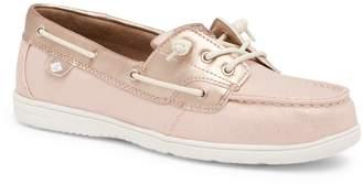Sperry Shoresider Boat Shoe (Little Kid & Big Kid)