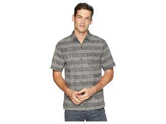 Tommy Bahama Rattan Stripes Camp Shirt