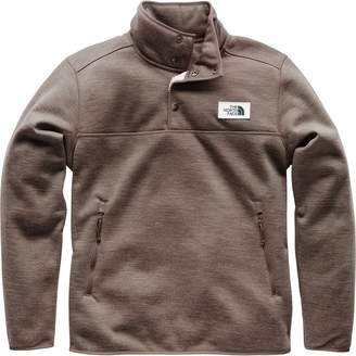The North Face Sherpa Patrol 1/4-Snap Fleece Pullover Jacket - Men's
