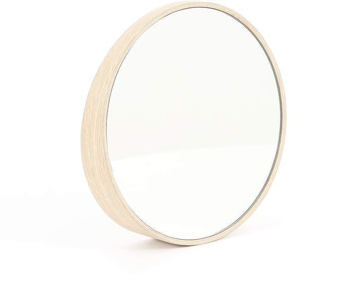Hartô - Odilon Spiegel, Eiche natur, 40 cm