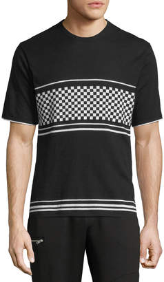 Ovadia & Sons Checker Jersey T-Shirt