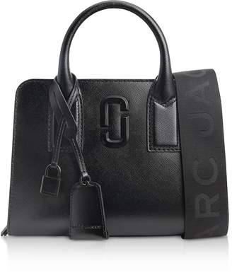Marc Jacobs Black Little Big Shot DTM Bag