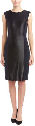 Tory Burch Mohair Wool-Blend Sheath Dress