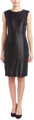 Tory Burch Mohair Wool-Blend Sheath Dress