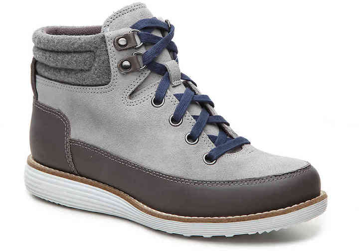 Cole Haan  Women's Cole Haan Hiker Grand Bootie -Grey