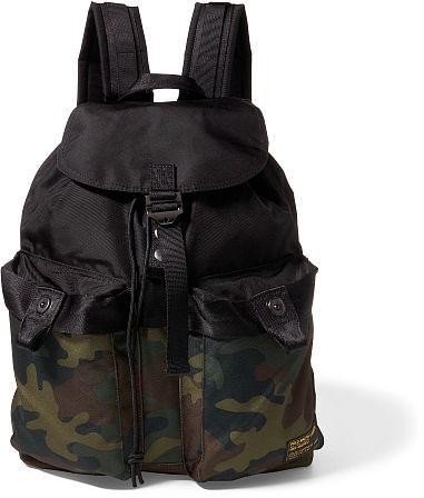 Polo Ralph LaurenPolo Ralph Lauren Military Nylon Backpack